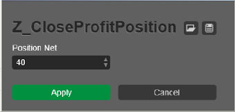 Z Close ALL Profit Position cbots ctrader calgo Robot Trading 340 - 01