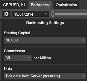 Dual Grid Hedge GBP USD 1h cAlgo cBots cTrader Tick Data 100 50 100 - 01